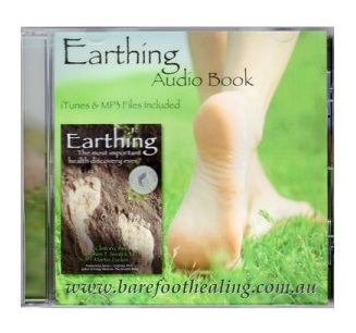 EARTHING HEAVEN Grounding Products - The CD discusses how Earthing, or Grounding optimises good health.