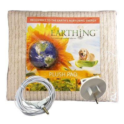 Earthing (Grounding) Plush Pad from EARTHING HEAVEN in Toowoomba