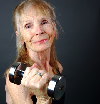 Healthy 85 year old woman who has practiced TCM gynaecological principles
