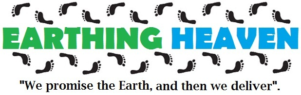 Earthing Heaven Grounding Products. We promise the Earth, and then we deliver.