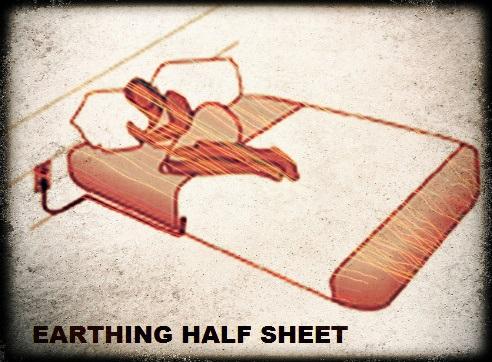 Earthing EARTHING Half Sheet Earthing Products Earthing Grounding-01