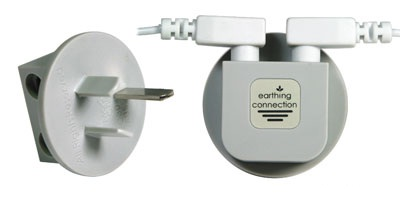EARTHING HEAVEN Grounding Products Australian Adapter Plug
