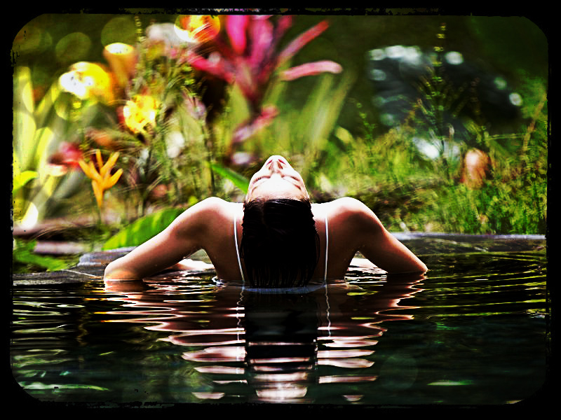 Enjoy an Earthing Day Spa Equivalent System Daily