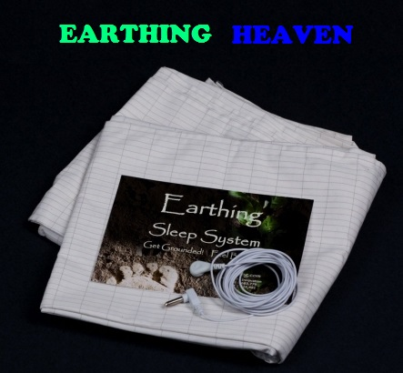 Earthing Products from Earthing Heaven include Earthing Flat Sheets